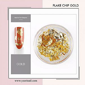 Flake Chip Gold