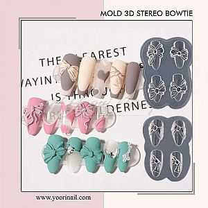 Mold 3D Stereo Bowtie
